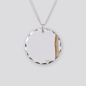 Humerus Necklace Circle Charm
