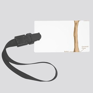 Humerus Large Luggage Tag