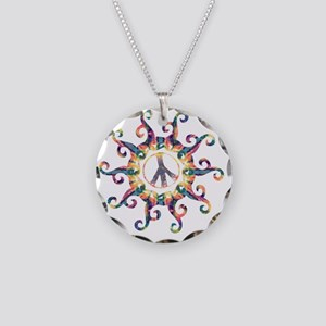Hippy Sun - Delight Necklace Circle Charm