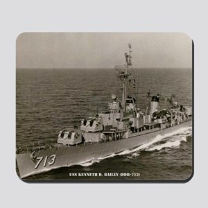kdbailey ddr large framed print Mousepad