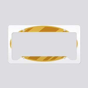 The Golden Ticket License Plate Holder