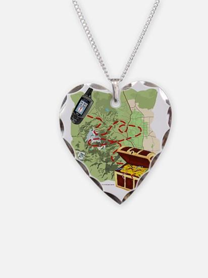 Geocache to Treasure Necklace