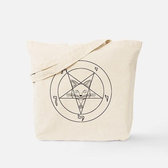 Hail Kitten Tote Bag