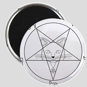Hail Kitten Magnet