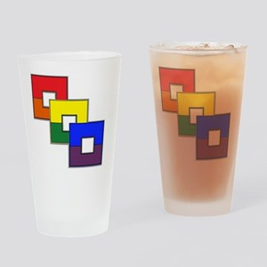 Homosexual Pride Drinking Glass