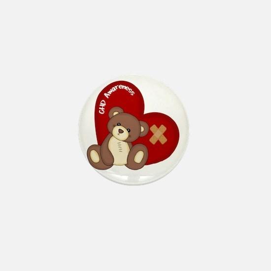 Congenital Heart Defect Awareness Mini Button