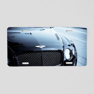 Bentley Aluminum License Plate