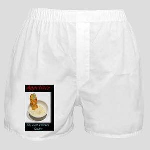 Appetizer Boxer Shorts