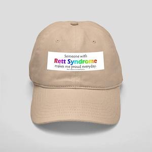 Rett Syndrome Pride Cap