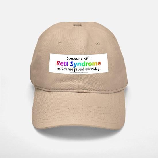 Rett Syndrome Pride Baseball Baseball Cap