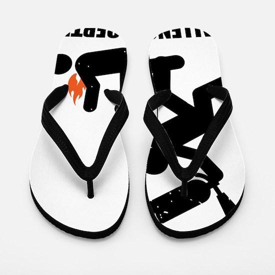 non flammable Flip Flops