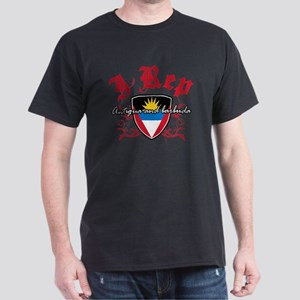 Antigua_and_Barbuda2 Dark T-Shirt