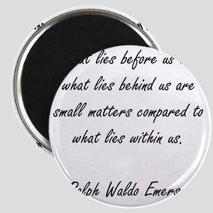 what lies within Magnet
