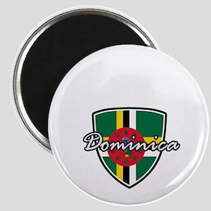 dominica2 Magnet