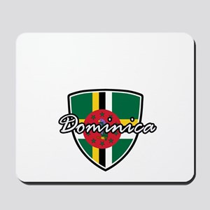dominica2 Mousepad