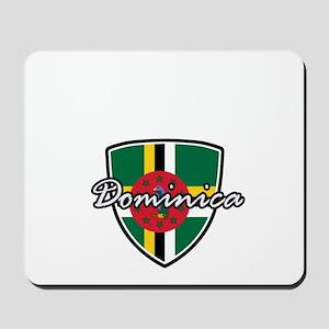 dominica2 Mousepad