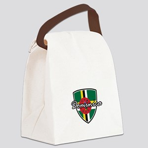 dominica2 Canvas Lunch Bag