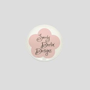Sweety Darlin Logo Mini Button