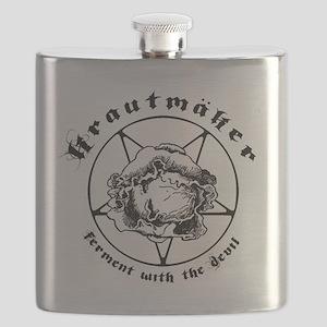 Krautmaker White Flask