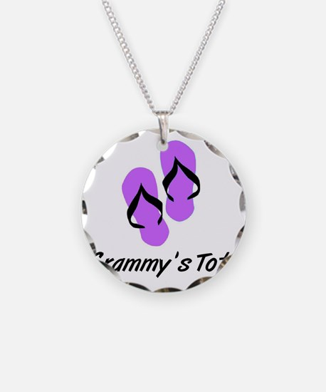 GRAMMYS TOTE FLIPFLOP Necklace
