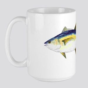 Yellowfin Tuna Large Mug