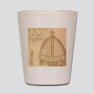Firenze Shot Glass