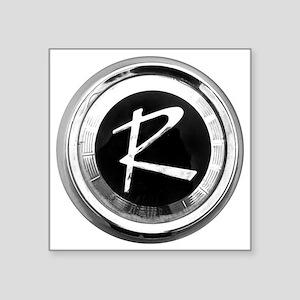 """rambler Square Sticker 3"""" x 3"""""""