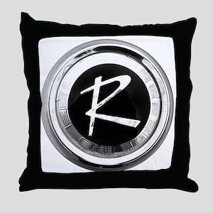 rambler Throw Pillow
