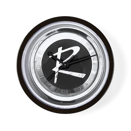 rambler Wall Clock
