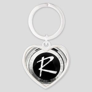 rambler Heart Keychain