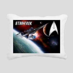 Star Trek NEW 2 Rectangular Canvas Pillow