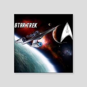 """Star Trek NEW 2 Square Sticker 3"""" x 3"""""""