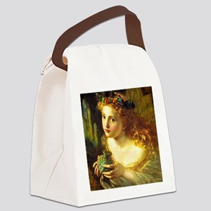 Butterfly fairy Canvas Lunch Bag