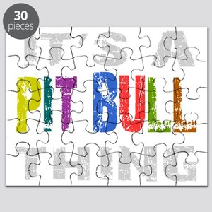 ampitbullthing_black Puzzle