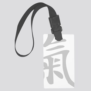 chinewcolored Large Luggage Tag