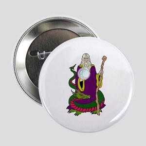 Wizard & Dragon Button