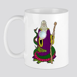 Wizard & Dragon Mug