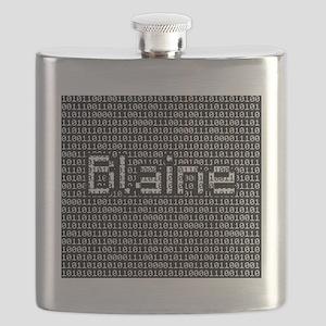 Blaine, Binary Code Flask