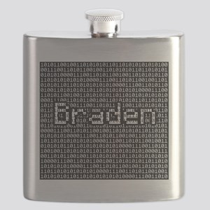 Braden, Binary Code Flask