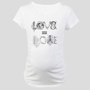 LoveT10x10 Maternity T-Shirt