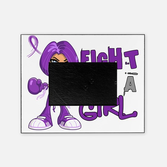 D Crohns Disease FLAG 42.8 Picture Frame