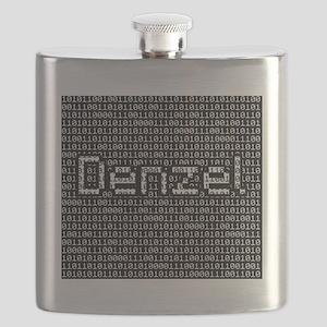 Denzel, Binary Code Flask