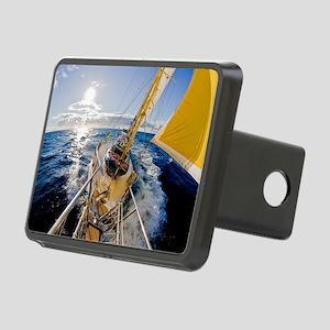 Sailing Rectangular Hitch Cover