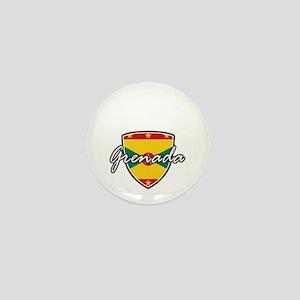 grenada Mini Button