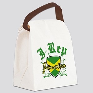 jamaica new Canvas Lunch Bag