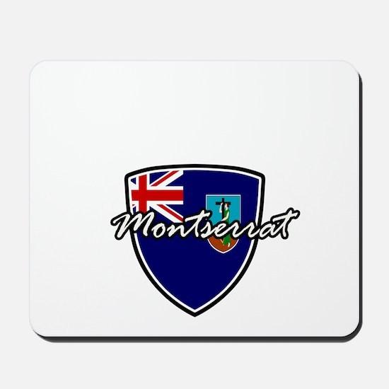 montserrat1 Mousepad