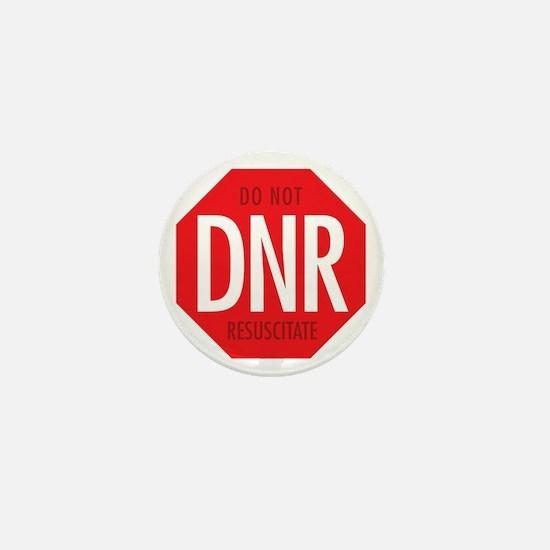 dnr-do-not-resusciatate-02a Mini Button