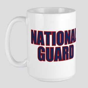 NATIONAL GUARD Large Mug
