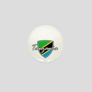 tanzania1 Mini Button