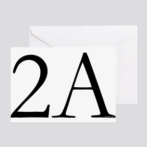 2A Greeting Cards (Pk of 10)